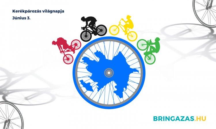 A kerékpározásnak méltó elismerés jár – Ma van a kerékpározás világnapja!