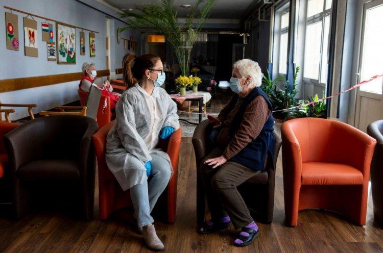 Már látogathatóak a szociális intézmények egészséges lakói