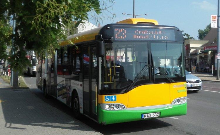Buszmenetrend: még ütemesebb és könnyebben tervezhető