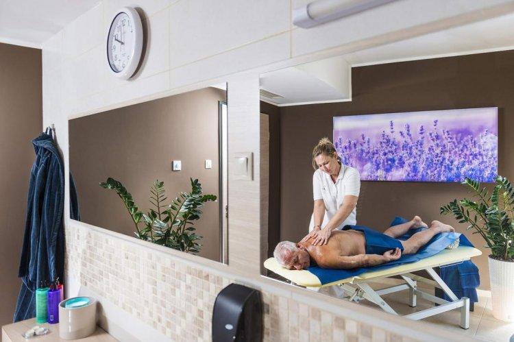 Újra fogadja vendégeit a Nyíregyházi Aquarius Élményfürdő fürdőgyógyászata