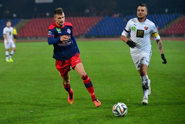 Jánvári Gábor visszatér - A védő egyszer már nyert bajnokságot a Nyíregyházával