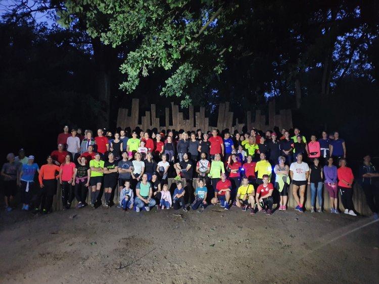 Sport a sötétben - első alkalommal rendezték meg a Szent Iván éji futást
