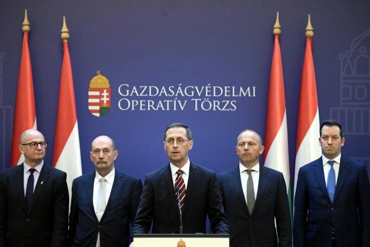 A magyar gazdaság és munkahelyek védelme a Gazdaságvédelmi Operatív Törzs legfőbb feladata