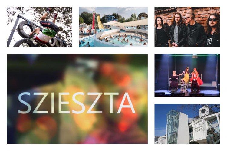 Szieszta – Nyíregyházi fürdők, Extreme Trail előkészületek és Tortuga koncert!