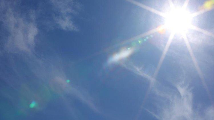 Hétfőn még 36 fok is lehet, aztán kissé mérséklődik a forróság