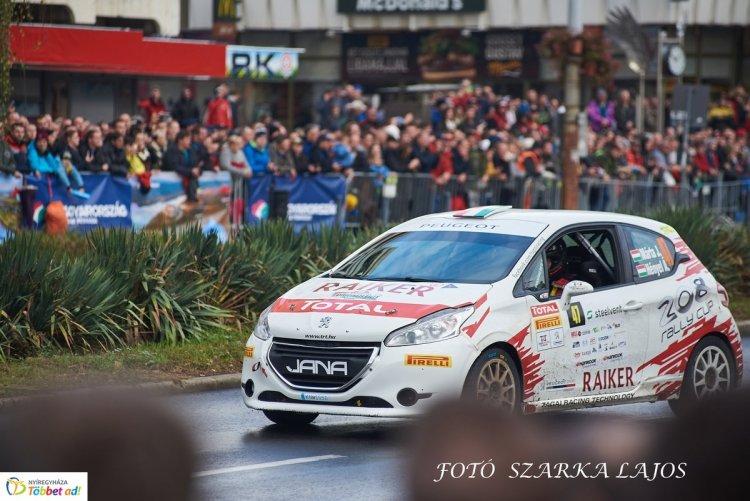 Novemberben ismét Rally EB - A szövetség vezetése izgalmas futamra számít
