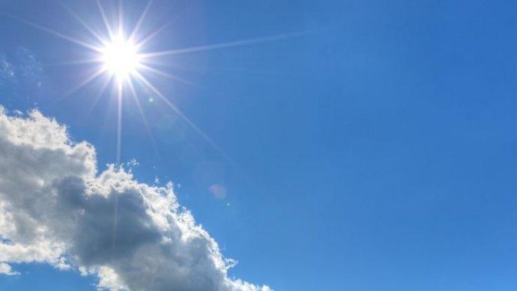 Napos idő várható kedden - Számottevő csapadék nem valószínű
