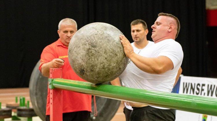Erős emberek versenye Nyíregyházán - Július 25-én több tonnát mozgatnak meg