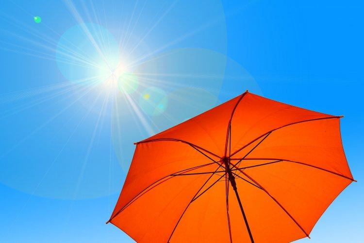 Vasárnap is extrém lesz az UV-sugárzás – Közölte az Országos Meteorológiai Szolgálat