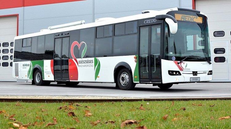Negyven településre mennek el a szűrőbuszok idén – Stroke-megelőzéssel bővül a program