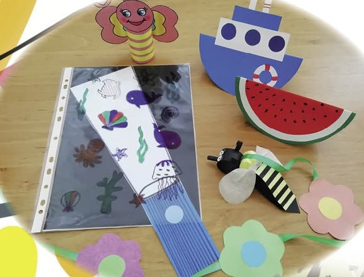 """Szöszmötölő és """"Jósa-móka"""" - kreatív időtöltés gyerekekeknek a nyári szünetben"""