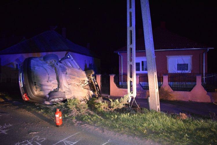 Megrongált egy villanyvezetéket 46 lakásban nem volt áram