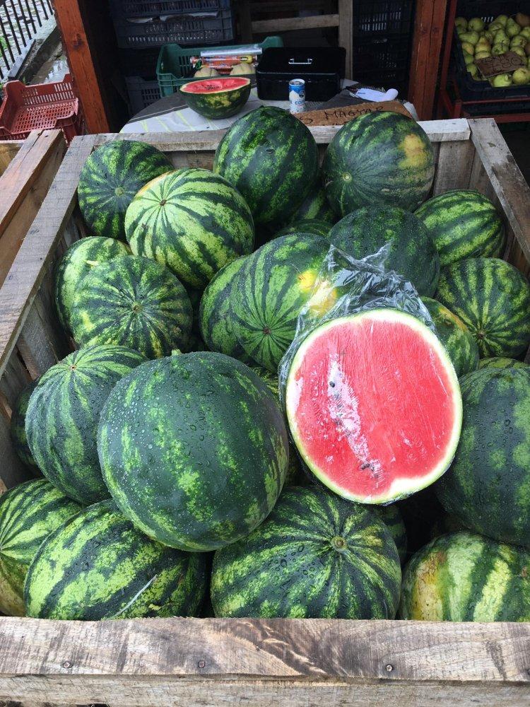 Egekben a gyümölcsök árai - A sárgabarack hiánycikk, de dinnyéből is kevesebb várható