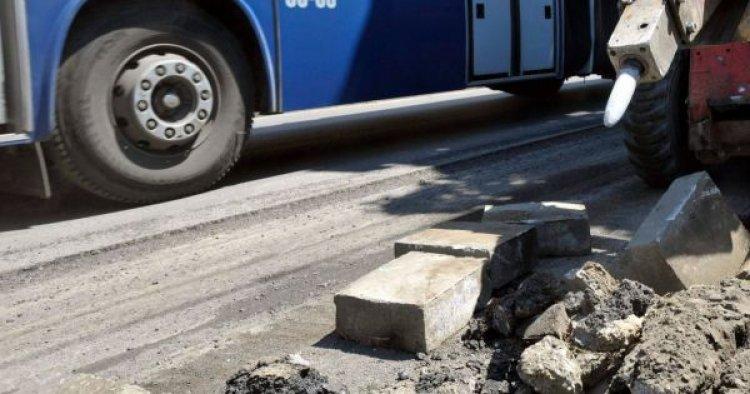 Egyre több autós hagyja figyelmen kívül az útfelújítások miatti sebességkorlátozásokat