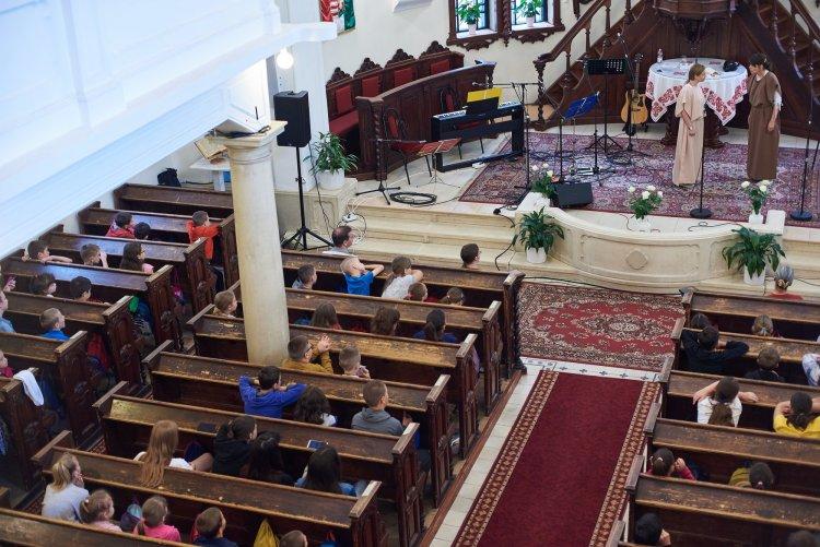 Református 5+1 Napos Bibliai Klub – Hetedik alkalommal rendezték meg a programsorozatot