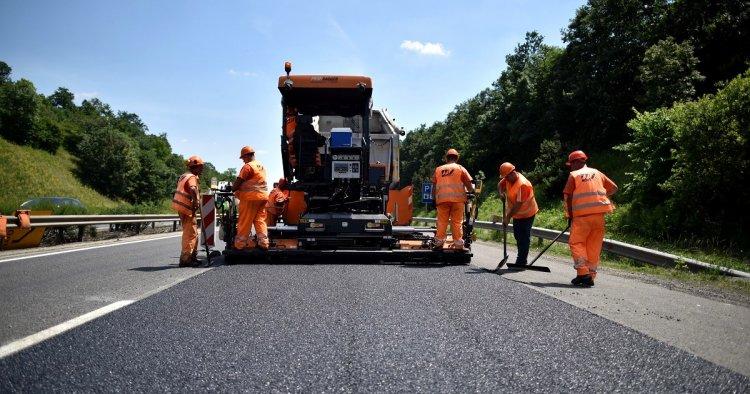 Kampány a közlekedésbiztonságért – Sok a baleset a közúti munkálatok közelében is