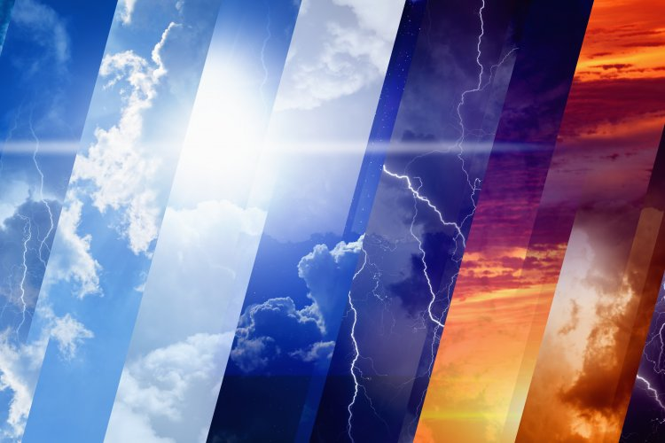 Változékony lesz az időjárás egész héten – Szerdától esős időre számíthatunk