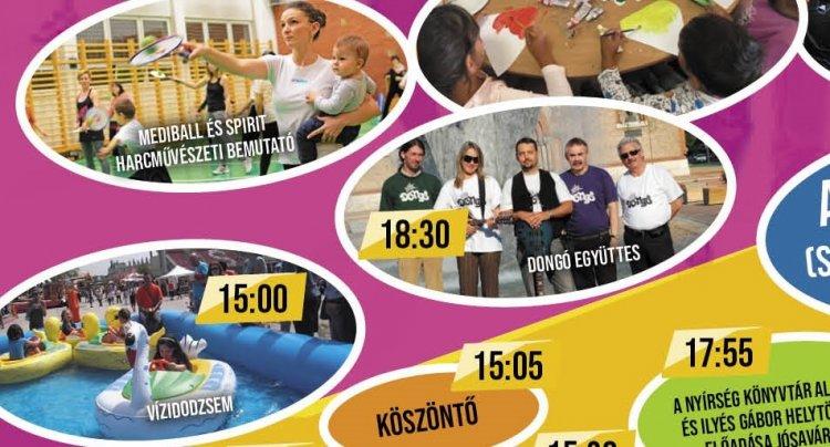 Jósavárosi sport- és gasztronapok - kétnapos rendezvénysorozat