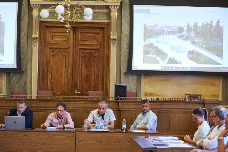 Egymilliárdos fejlesztés Sóstón – Lakossági fórumot szerveztek a témában