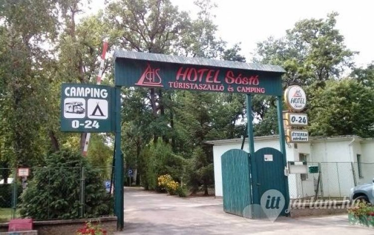Pályázati felhívás a Hotel Sóstó Turistaszálló és Kemping üzemeltetésére – Részletek itt!