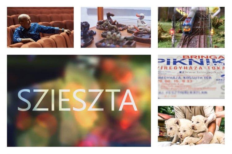 Szieszta – Bringa Piknik, Jósavárosi napok és interjú Tóth Károllyal