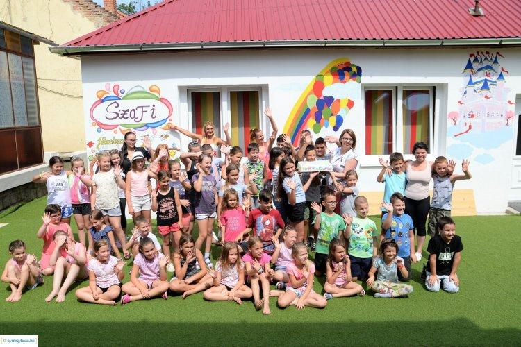 Napközi Erzsébet-tábor – A Szafi Ház a nyári szünet végéig várja a gyerekeket