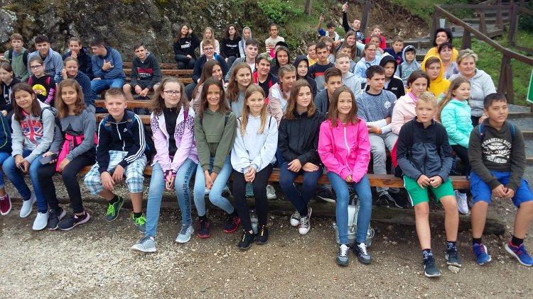 Felejthetetlen élmények, színes programok a Szigligeti tábor nyolcadik turnusában