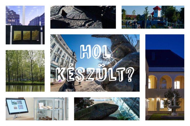 Kvíz! – Ön felismeri, hogy Nyíregyháza mely pontján készültek az egyes fényképek?