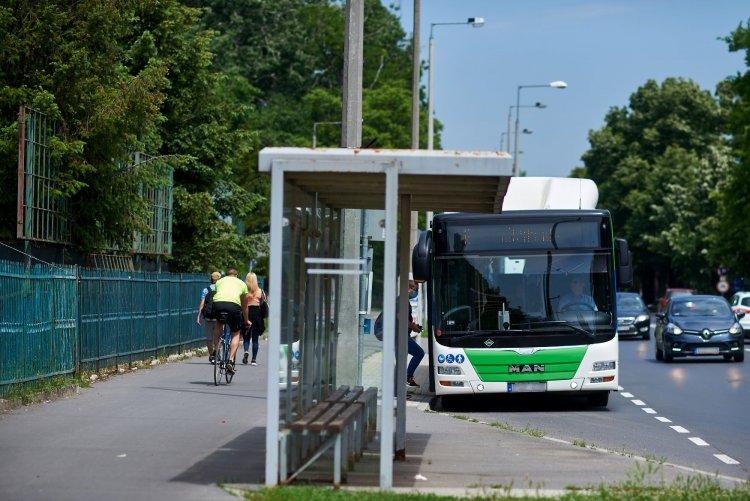 Új kapcsolatok, kevesebb átszállás, ütemes közlekedés – Augusztus 20-tól új buszmenetrend!