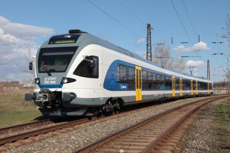 Nem a megszokott rend szerint járnak a vonatok a hosszú hétvégén