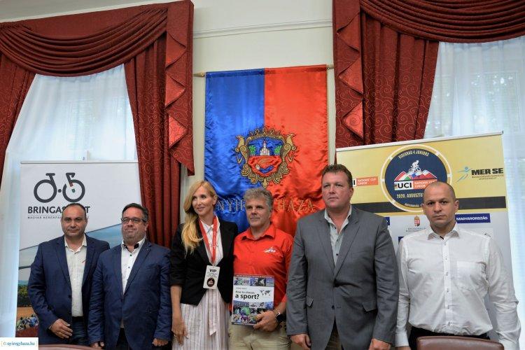 Augusztus 26-án rajtol a Visegrad 4 Juniors kerékpárverseny