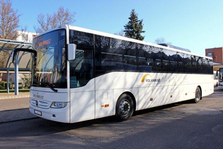 Volánbusz: az állomásokon is ellenőrzik a maszkviselési kötelezettség betartását