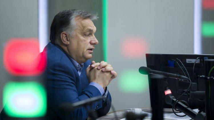 Orbán Viktor: a járvány miatt szükség lesz újabb tiltó intézkedésekre