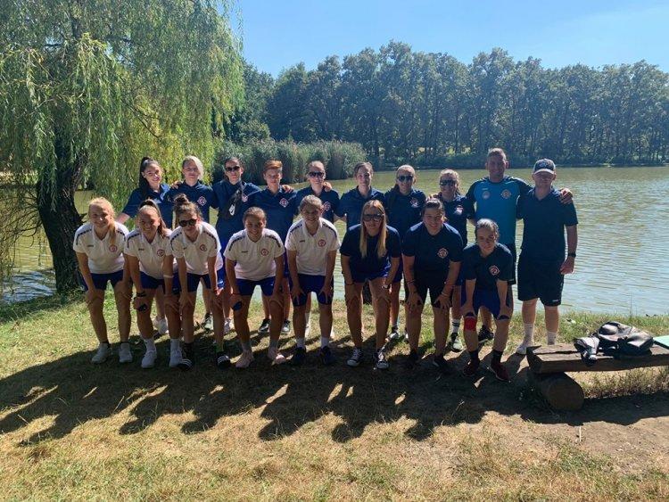 A harmadik fordulóba jutott a Szpari női csapata a Magyar Kupában, a Nyírség búcsúzott