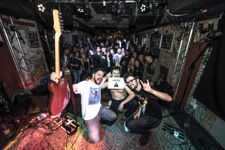 Érkezik a Marmunsk zenekar! – A grunge stílus nyíregyházi képviselői újra a VIDOR-on!