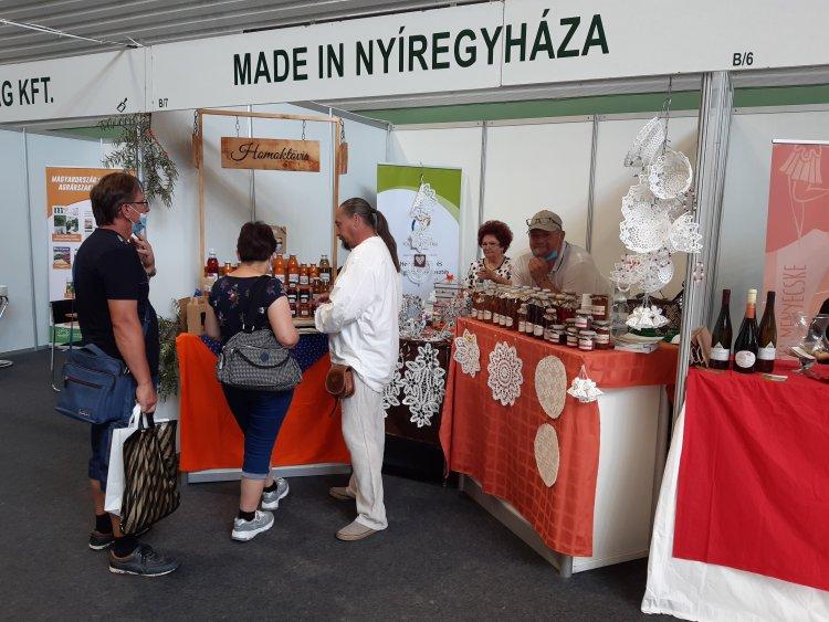 Made in Nyíregyháza – Sikert arattak a nyíregyházi helyi termékek a FarmerExpon