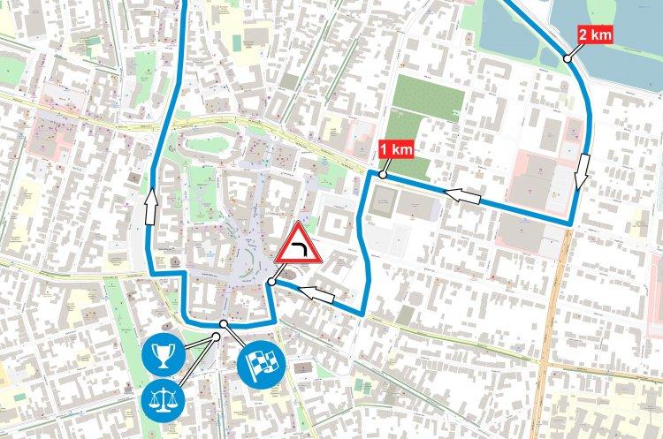 V4 Juniors – Részletes térkép a szerdai lezárásokról és minden információ egy helyen!