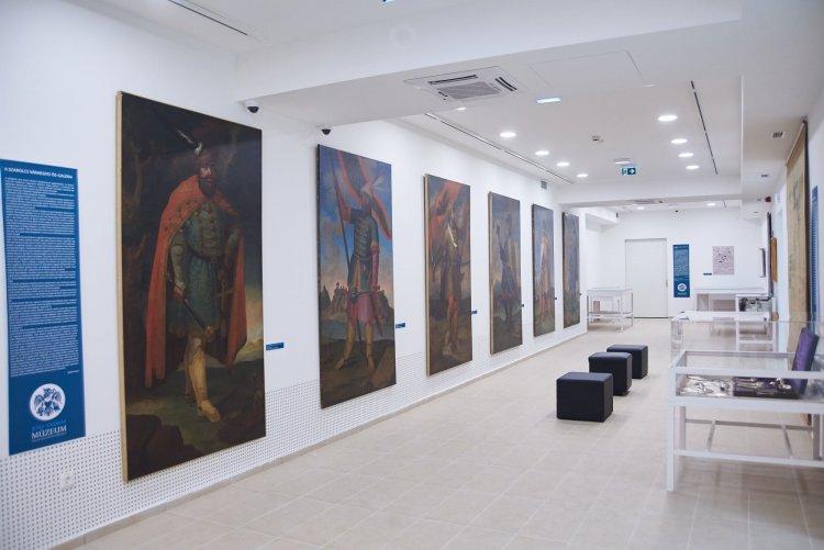 Új kiállítótér – A Jósa András Múzeum legszebb műtárgyait láthatja a közönség