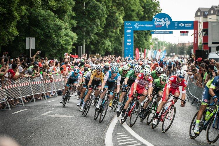 Érkezik a Tour de Hongrie – Hétfőn újabb lezárásra kell számítani