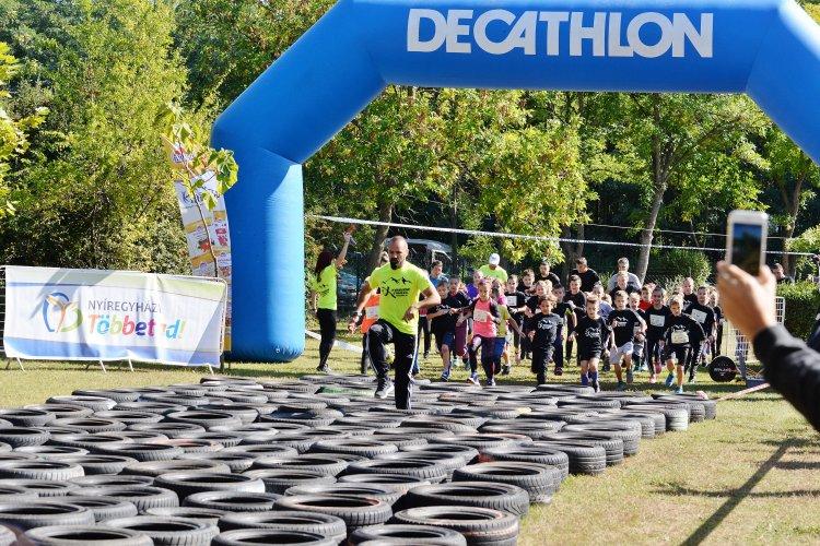 Októberben újra Extreme Trail Akadályverseny az Aquarius Élmény- és Parkfürdőben
