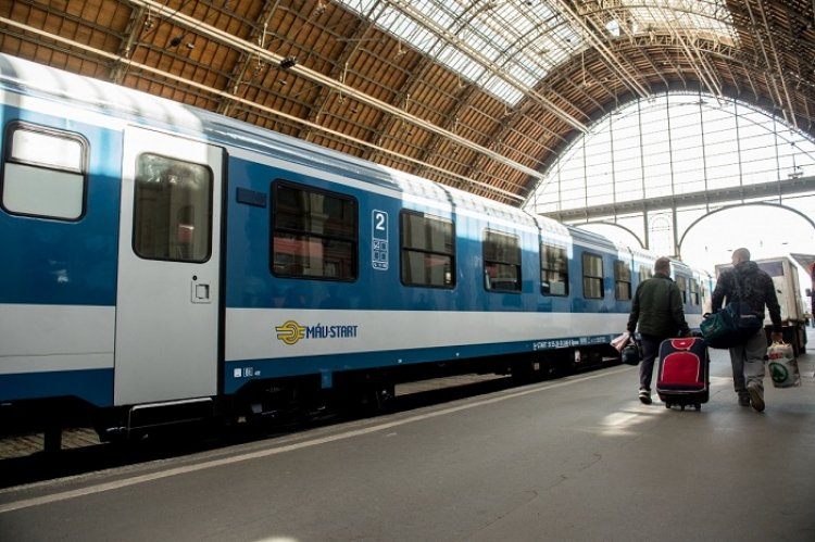 Visszatéríti a szeptemberre megváltott nemzetközi vonatjegyek árát a MÁV