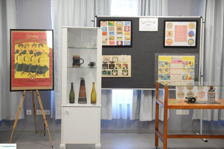 Sörtörténeti kiállítás nyílt tegnap a megújult Kállay-házban!