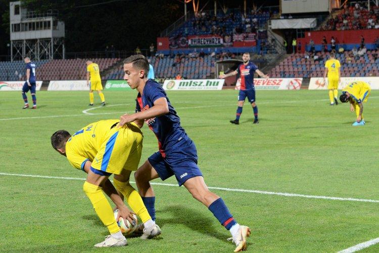 Vissza a győztes útra - Nyert a Kazincbarcika ellen a Szpari