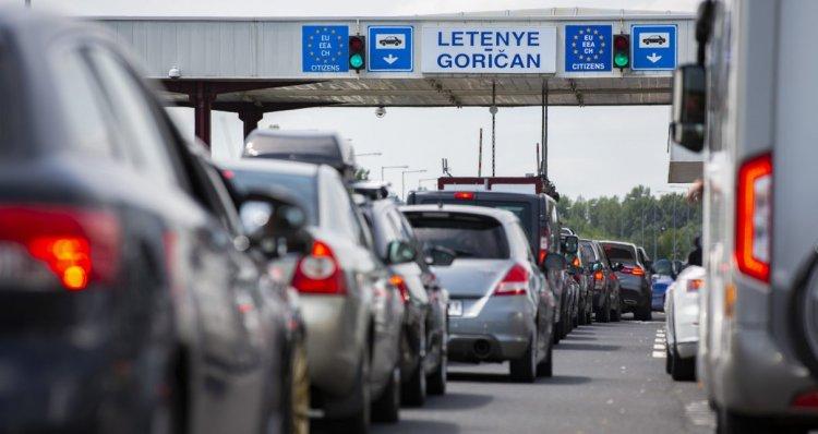 A teljes belső határon visszaállítja a kormány a határellenőrzést szeptember elsejétől