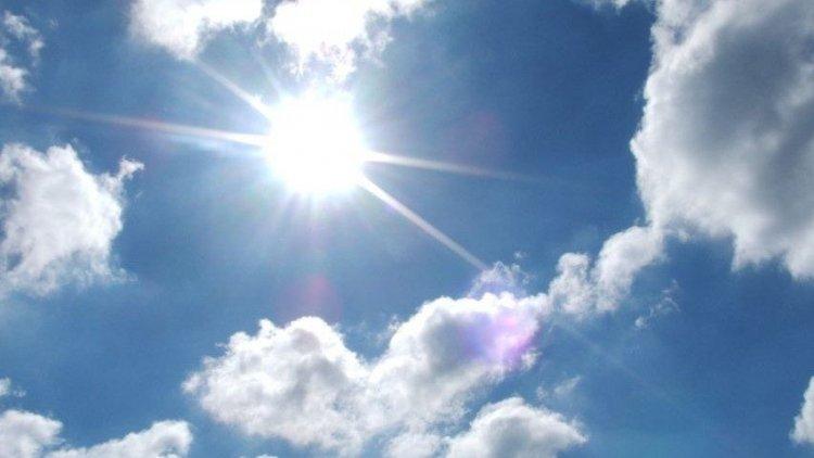 Visszatér a napsütés, 25 fok körül alakul a hőmérséklet a napokban