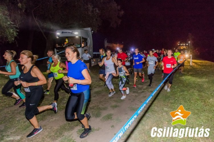 Csillagfutás - Éjszakai futás és gyaloglás a daganatos megbetegedések megelőzése érdekében