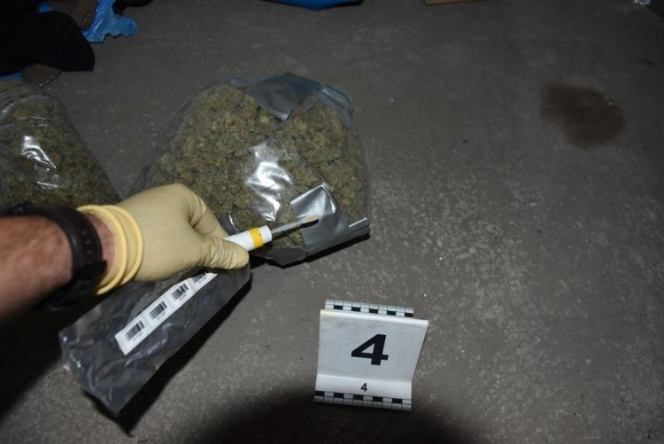 Kábítószerrel kereskedett Nyíregyházán – A szabolcsi rendőrök a TEK segítségével fogták el