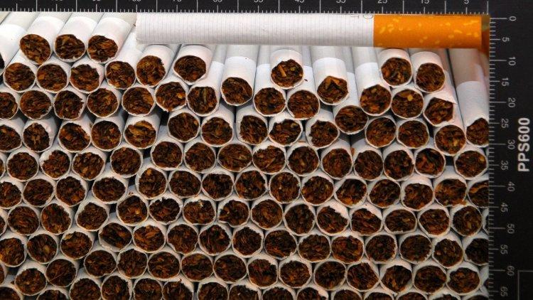 Cigarettacsempész-hálózatot számoltak fel Szabolcs-Szatmár-Beregben