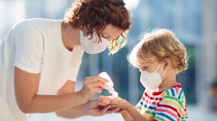 fertőtlenítés gyermekek számára)