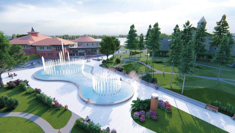 Új attrakció, több zölddel - Hatalmasat nyer vele a park Sóstón